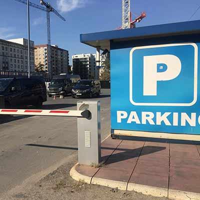 Uniwersum: Obsługa parkingów